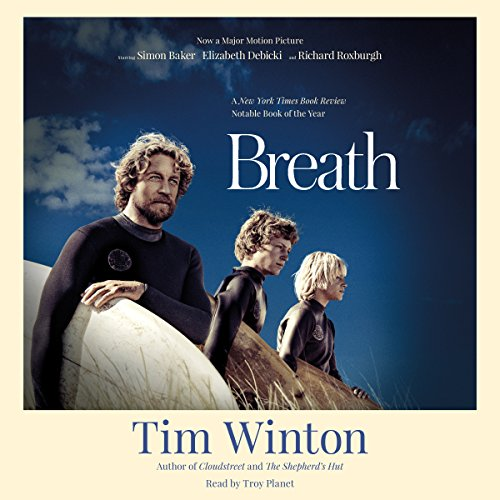 Breath audiobook cover art
