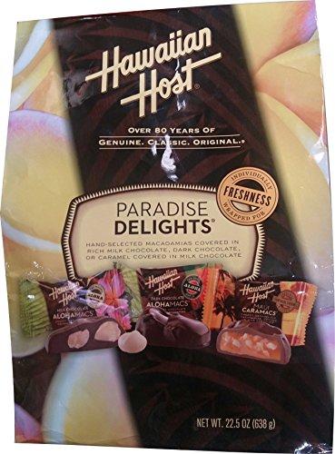 ハワイアンホースト パラダイスデライツ チョコレート 詰め合わせ 638g
