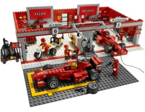 Lego Racers - Ferrari 248 F1 Team