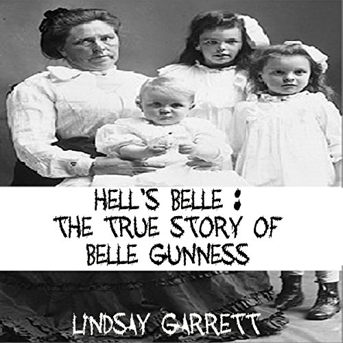 Hell's Belle cover art