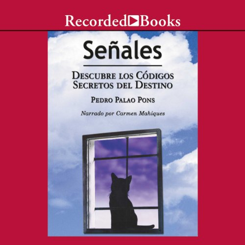 Senales audiobook cover art