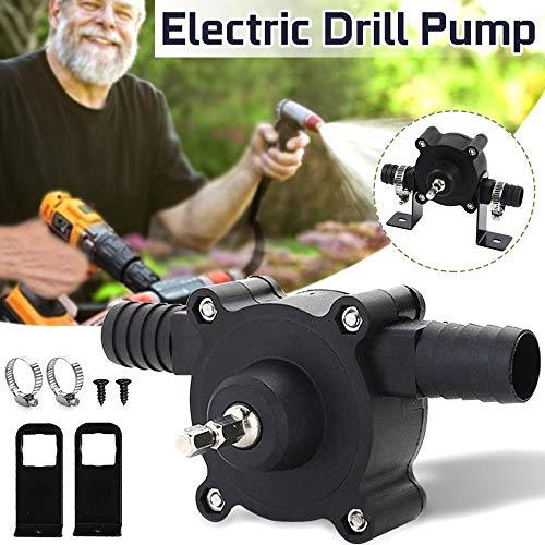 MINGMIN-DZ Dauerhaft Akkuschrauber Pumpe Diesel-Öl-flüssiges Wasser-Pumpe Mini Hand Selbst Primingflüssigkeit Umfüllpumpen Hausgarten Im Freien