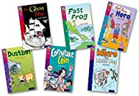 Oxford Reading Tree TreeTops Fiction: Level 10 More Pack B: Pack of 6