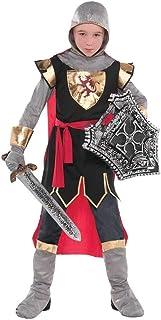 Amscan 9904192 Crusader Costume Set, Child 10-12 Years