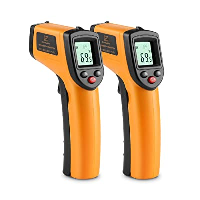 Infrared Thermometer Temperature Gun, 2 Pack No...