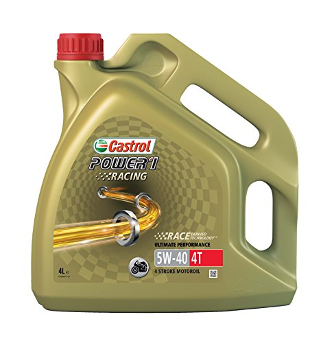 Castrol POWER 1 Racing 5W-40 4T, 4 L