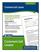 Adams Commercialリース、フォームと指示( lf140)