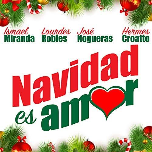 Jose Nogueras feat. Ismael Miranda, Lourdes Robles & Hermes Croatto