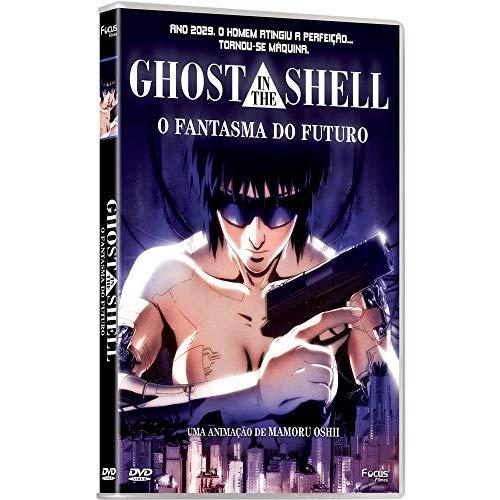 Ghost In The Shell, O Fantasma Do Futuro