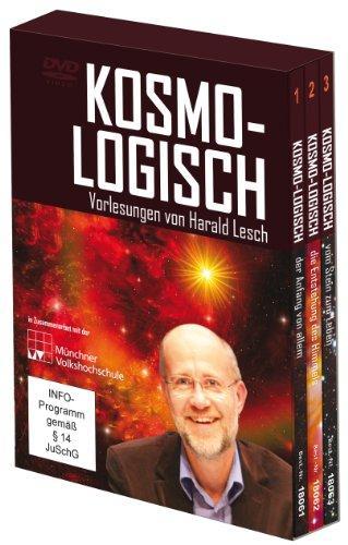 Paket Kosmo-Logisch - mit Harald Lesch (3 DVDs im Geschenkschuber zum Vorzugspreis; Gesamtlänge: ca. 254 Minuten)