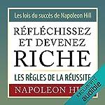 Page de couverture de Réfléchissez et devenez riche. Les lois du succès de Napoleon Hill