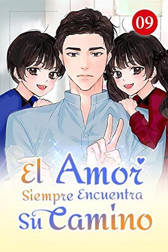 El Amor Siempre Encuentra Su Camino de Mano Book