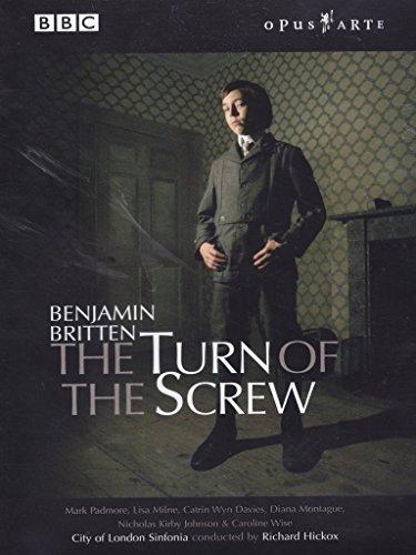 Britten: The Turn Of The Screw [DVD] [2005]