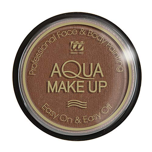 Widmann Aqua Makeup, Couleur Marron, 004.wd9232 C
