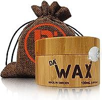 Da'Dude Da'Wax, Cera Capelli Uomo Extra-Forte, Cera per Capelli Uomo Professionale Opaca, In Un Esclusivo Contenitore in...