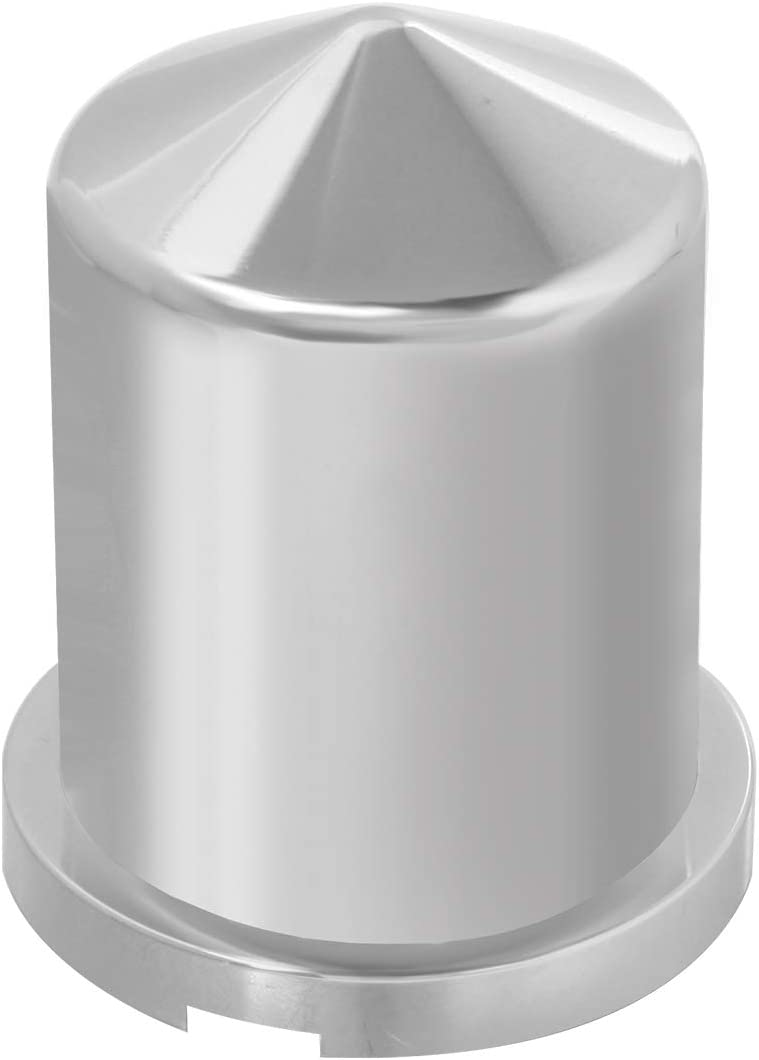 Memphis Mall GG Grand General 10141SP Max 54% OFF Pointed Chrome Flan Nut Cover Plastic w