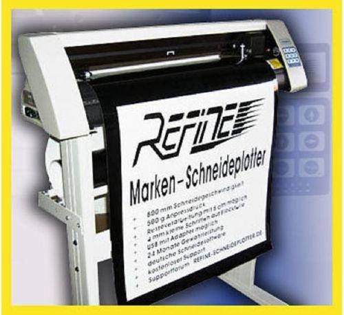Details zu Profi Schneideplotter v REFINE EH 720 USB,ArtCut 2009 DE NEU...