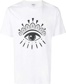 Kenzo T-Shirt Eye (L) Blanc