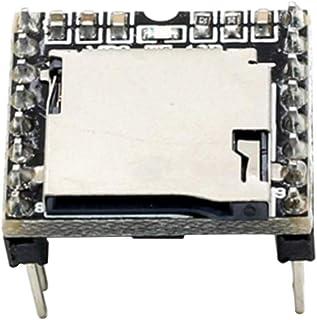 Homyl 24Bit Mini Mp3 Player Audio Player Micro SD Card Sound Module