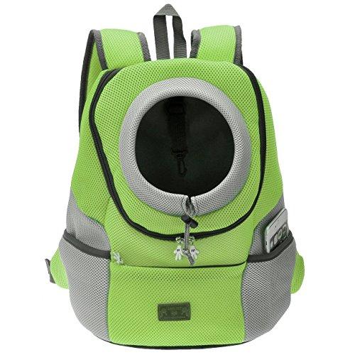 La mejor mochila para perros de 10kg: Ayliss Pet Carrier