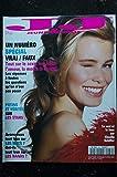 JEUNE & JOLIE 88 Claudia Schiffer - Alec Baldwin - Olivier Carreras - B. Bardot - 108 p. - 1994 10