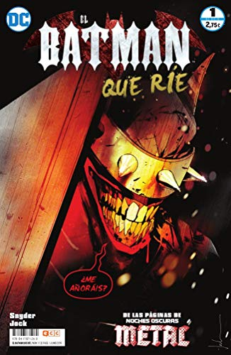 El Batman Que Ríe (Vol.1)
