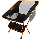 Folding Camping Chairs for Adults, Seniny Portable...