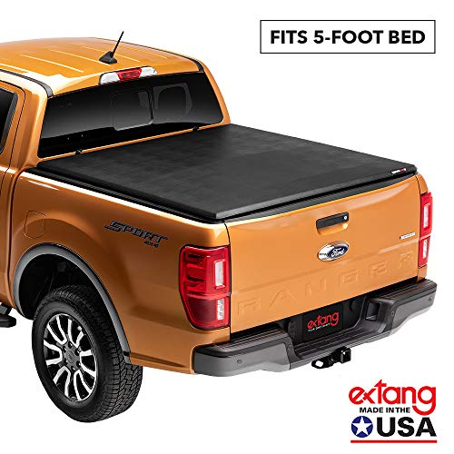 Extang Trifecta 2.0 Soft Folding Truck Bed Tonneau Cover | 92350 | Fits 2015-20 Chevy/GM - Canyon/Colorado 5' Bed