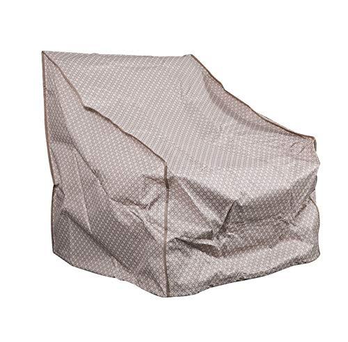 Housse De Protection pour Canapé-Lit, Meubles De Patio Housse De Protection, 83,8 * 88,9 * 91,4 Cm (33 * 35 * 36In)