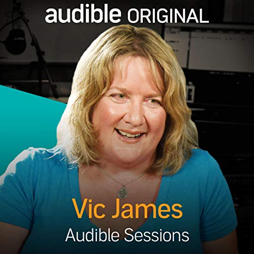 Vic James audiobook cover art