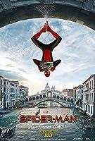 キャラクターポスター、映画のポスター、スパイダーマン-故郷から ポスター A3サイズ(42x30cm)、素晴らしい室内装飾品