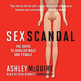 Sex Scandal audiobook cover art