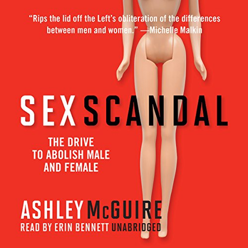 Sex Scandal audiobook cover art