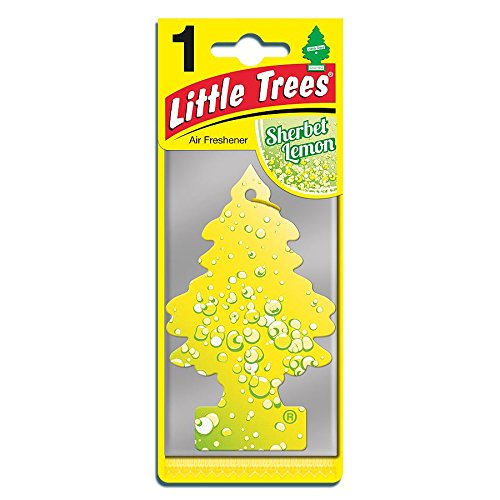 6 x Little Trees mtr0073 Sherbet limón