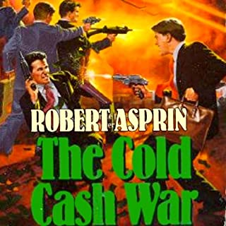 The Cold Cash War audiobook cover art