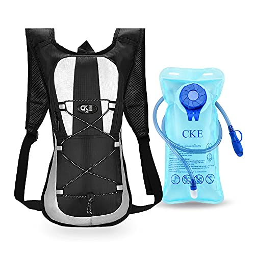 Hydration Backpack for Men Women Kids Hydration Pack with 2L Water Bladder...
