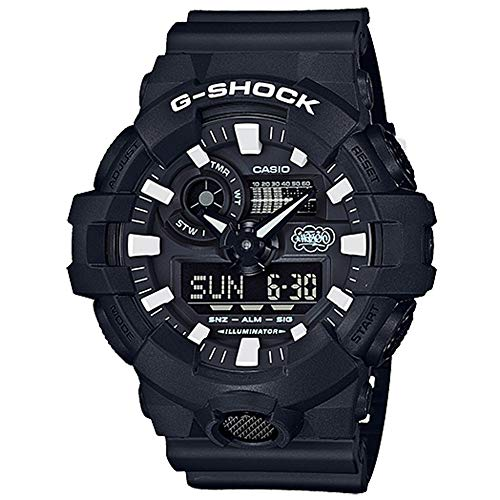 G-Shock Men's GA700EH-1A Limited Edition Eric Haze Watch Black