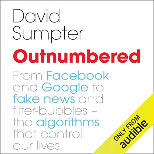 Outnumbered audiobook cover art