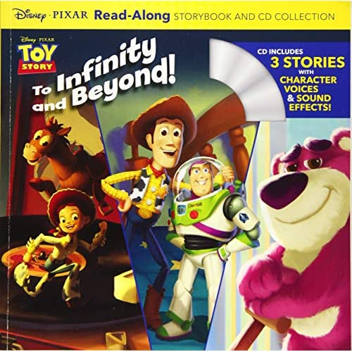Toy Story Read-along Storybook and Cd Collection: To Infinity and Beyond!