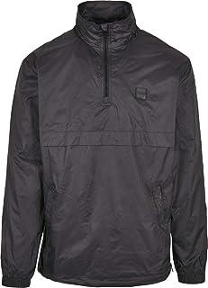 Urban Classics Stand Up Collar Pull Over Jacket Chaqueta para Hombre