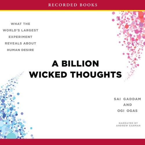 A Billion Wicked Thoughts audiobook cover art