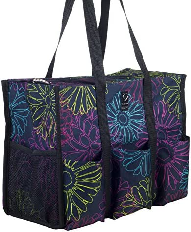 Nurse Bag Perfect Nursing Tote for Nurses Nursing Students Dancing Bloom product image