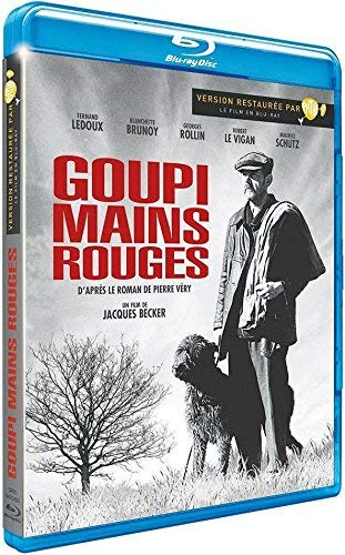 Goupi Mains Rouges [Blu-Ray]