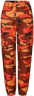 Tasty Life Pantalones De Camuflaje Femenino Primavera Y Otoño Nuevos Pantalones Casuales Pantalones De Harén Estampados De...