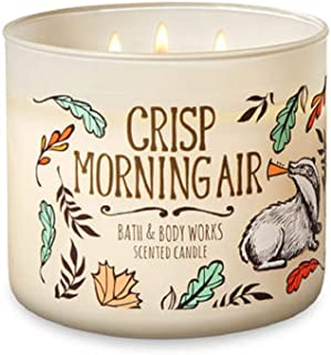 Bath & Body Works 3-Wick Scented Candle in Crisp Morning AIR