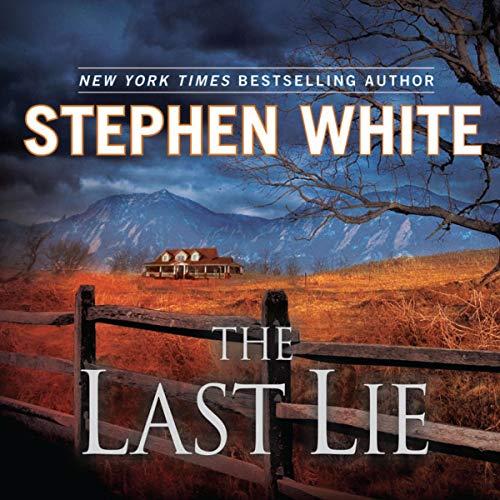 The Last Lie audiobook cover art