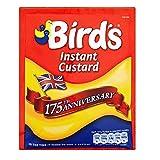 Birds Instant Custard Triple Pack Original Birds English Custard Powder Imported From The UK England The Best Of British Custard Powder Triple Pack