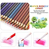 Zoom IMG-1 matite colorate acquerellabili set di