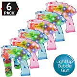 Best Bubble Guns - Liberty Imports Pack of 6 - Wind Up Review