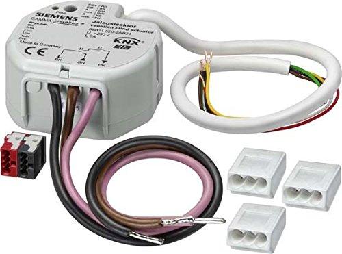 Siemens - Interruptor persiana up520/31 1x230vac 2 entrada binaria